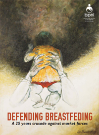 DEFENDING BREASTFEDING